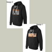 RWLL Lace Up Hoodie