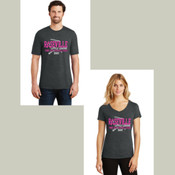 RWLL Pink out the Ballpark Shirts